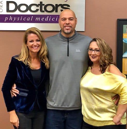 Female Chiropractor Irvine CA Desiree Edlund Talk Show