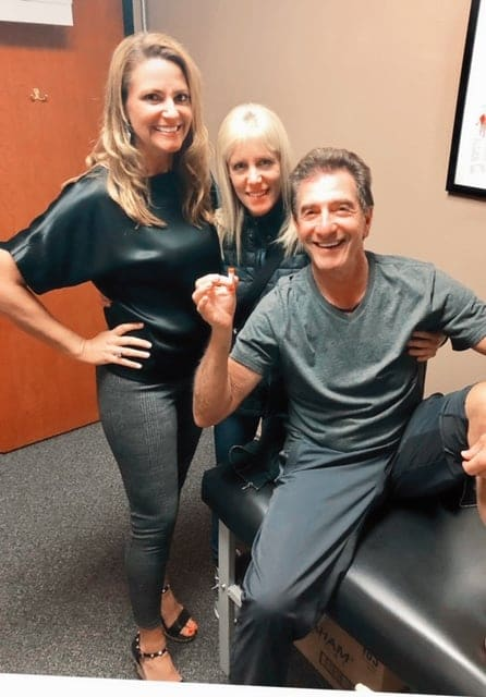 Female Chiropractor Irvine CA Desiree Edlund and Motavational Speaker